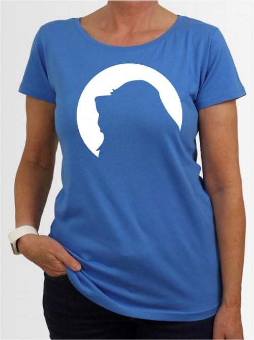 """""""Löwchen 45"""" Damen T-Shirt"""
