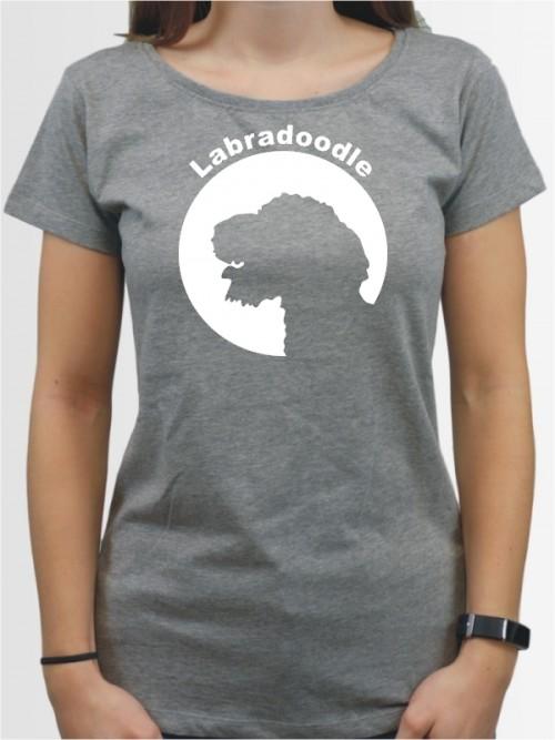 """Labradoodle 44"" Damen T-Shirt"