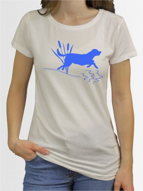 """Labrador Retriever 36"" Damen T-Shirt"
