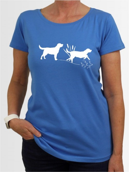 """Labrador Retriever 37"" Damen T-Shirt"