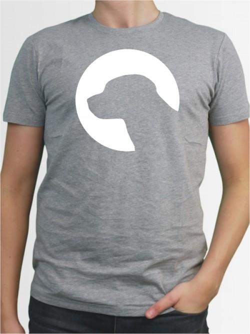 """Labrador Retriever 45b"" Herren T-Shirt"