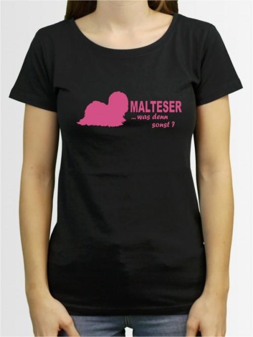 """""""Malteser 7"""" Damen T-Shirt"""