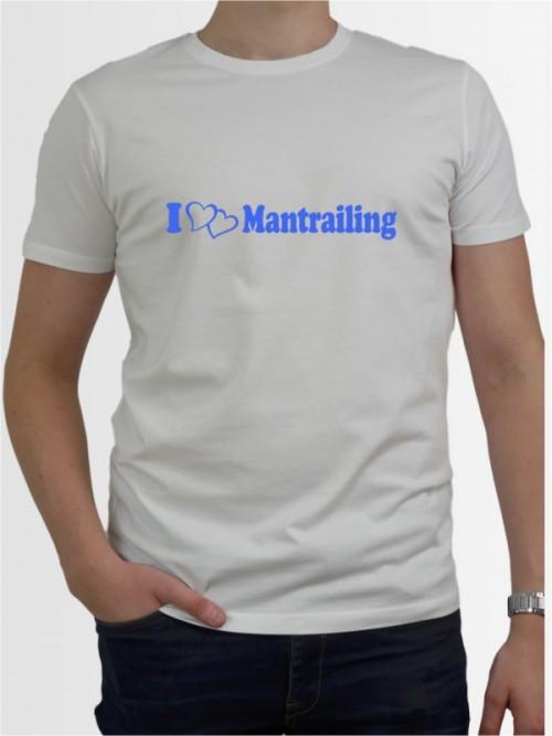 """Mantrailing 1"" Herren T-Shirt"