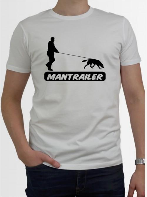 """Mantrailing 7"" Herren T-Shirt"