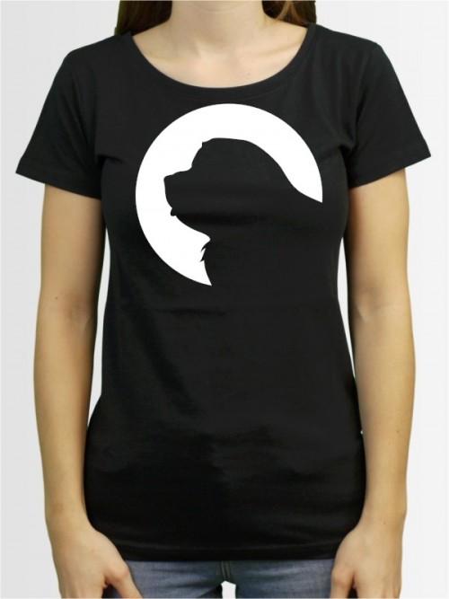 """""""Neufundländer 45"""" Damen T-Shirt"""