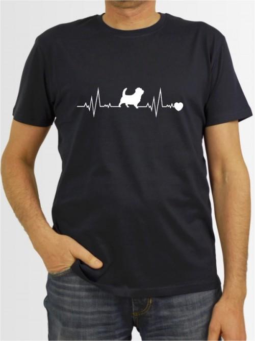 """""""Norfolk Terrier 41"""" Herren T-Shirt"""