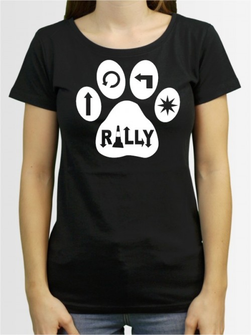 """Rally Obedience 9"" Damen T-Shirt"