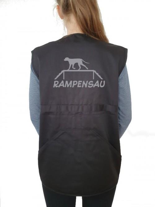 """""""Rampensau"""" Weste"""