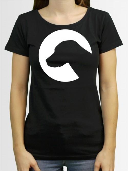 """Rhodesian Ridgeback 45"" Damen T-Shirt"