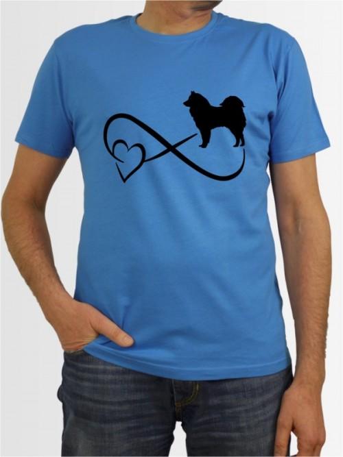 """""""Samojede 40"""" Herren T-Shirt"""