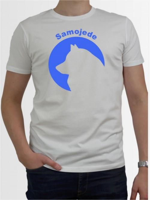 """""""Samojede 44"""" Herren T-Shirt"""
