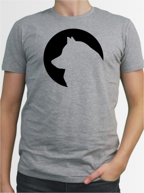 """""""Samojede 45"""" Herren T-Shirt"""