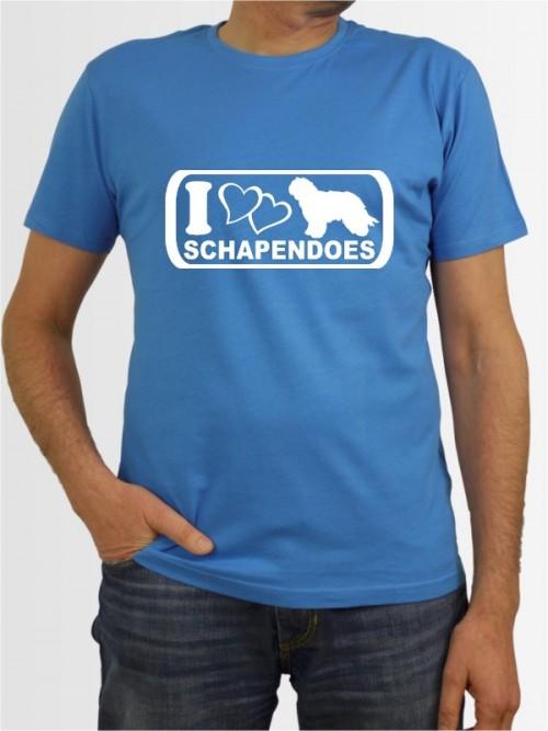 """""""Schapendoes 6"""" Herren T-Shirt"""
