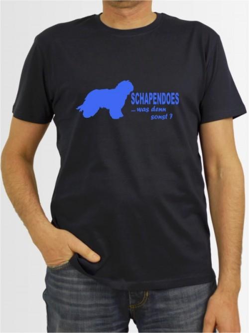 """""""Schapendoes 7"""" Herren T-Shirt"""