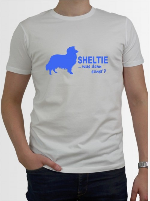 """""""Sheltie 7"""" Herren T-Shirt"""