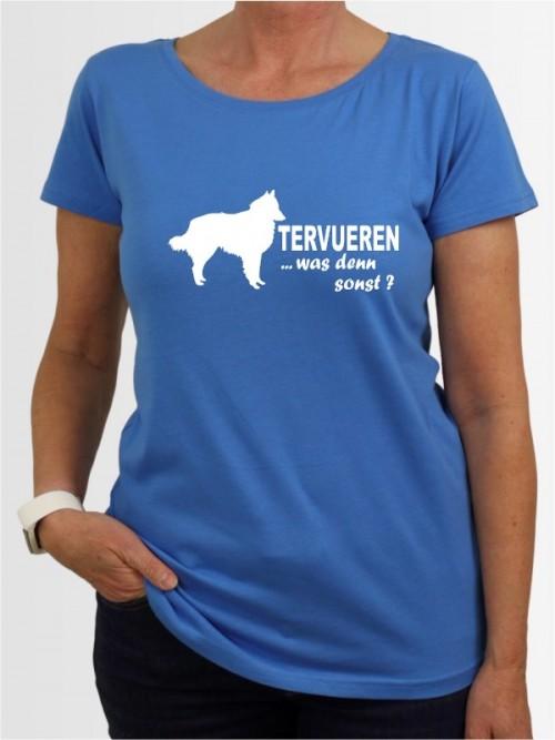 """""""Tervueren 7"""" Damen T-Shirt"""