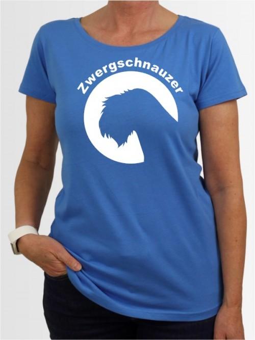 """""""Zwergschnauzer 44"""" Damen T-Shirt"""