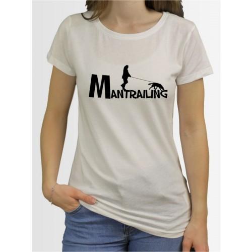 """Mantrailing 20a"" Damen T-Shirt"